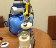 Вакуумный укупорщик банок крышками Твист-офф РВУ-90