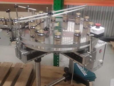 Изготовлен подающий циркуляционный стол ЦСП-1
