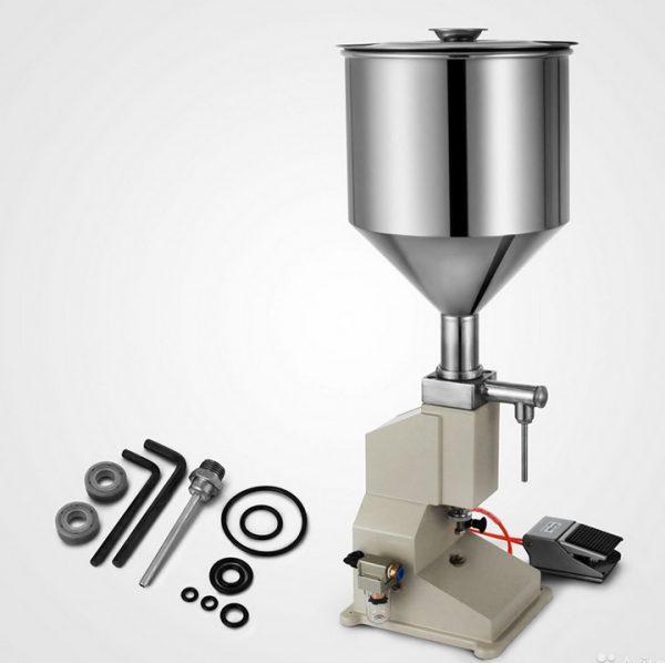 Дозатор пневматический 1-50 мл